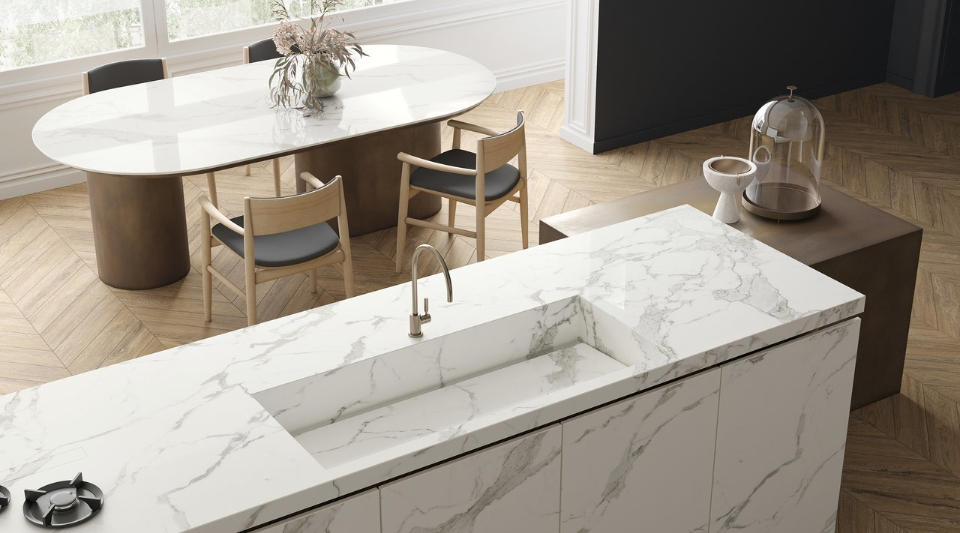 Calacatta Kitchen