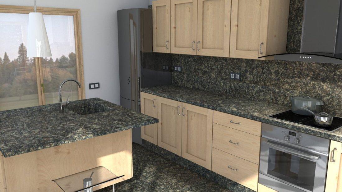 plan de travail quartz silestone siridium easy plan de travail. Black Bedroom Furniture Sets. Home Design Ideas
