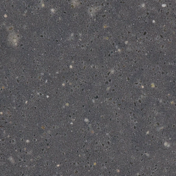 Kitchenfab plan de travail quartz compac dark concrete for Plan de travail quartz gris