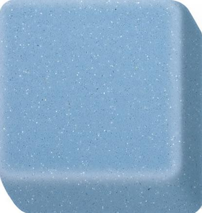 plan de travail corian blue powder easy plan de travail. Black Bedroom Furniture Sets. Home Design Ideas