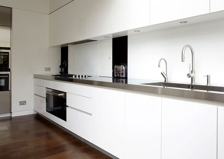 Plan de travail inox pour votre cuisine et salle de bain - Plan de travail cuisine rabattable ...