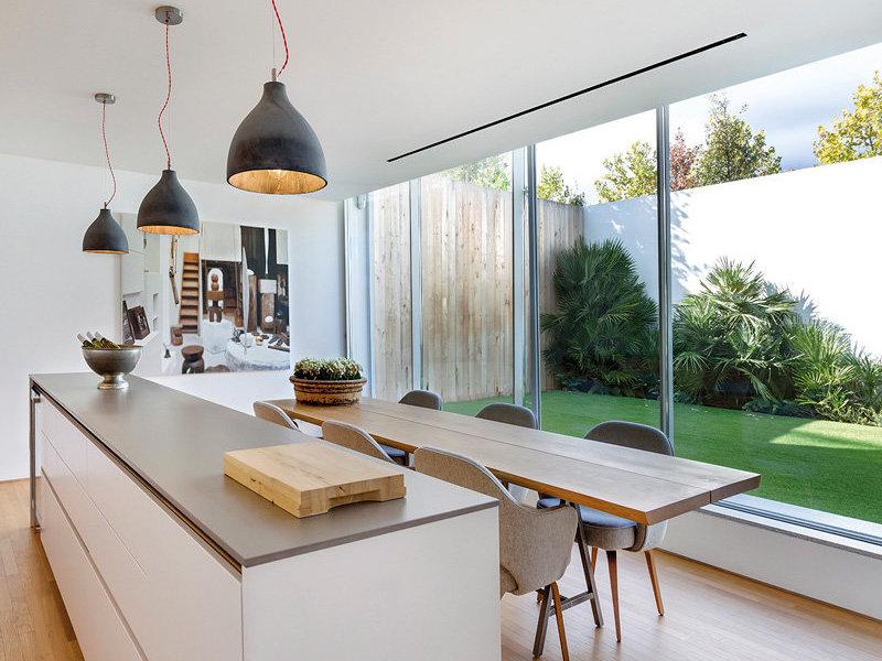 Plan de travail ceramique the size cement easy plan de - Lo ultimo en cocinas modernas ...